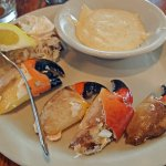 Four Pricey Crab Claws