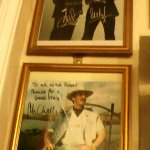 Ant & Dec and Boycey signed photographs.