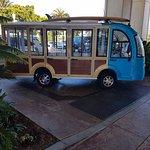 Beach Tram