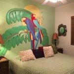 Parrot Bedroom