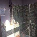 Twin Room Walk in Shower