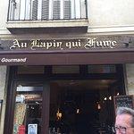 Foto de Au Lapin Qui Fume