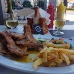 Meat Dish- Fresh Side (pancetta)