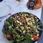 Fresh salad-Pocket/Lettuce