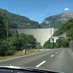 Verzasca Dam Foto