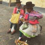 Beautiful Lima women