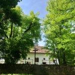 Lorettokapelle mit Schloß-Café