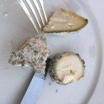 échantillon du plateau de fromages qui en contient une cinquantaine !