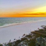 Beautiful sunsets at Summerhouse in Orange Beach Alabama