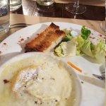Restaurant Au Jeu De Paume Photo