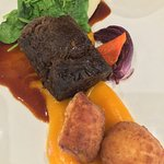 Beautiful food at Fanny Trollopes as per usual