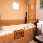 All rooms feature relaxing jetted tubs