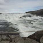 Skogarfoss waterfall - huge