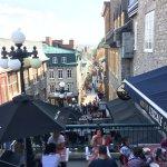 Original shopping street - Old Quebec