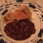 Salisbury Steak... I mean... Duck Étouffée