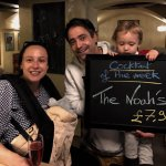 Le Garrick welcomes Noah into the family