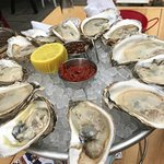 oysters :-)