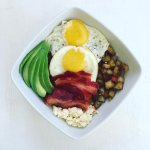 Loaded Breakfast Bowl