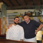 The owner and cook.