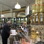 """The Coffee Counter in the very impressive """"Food Hall"""" @ """"Harrods"""""""