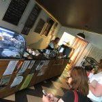 Mel and the amazing crew will make you the best coffee in town and the food is to die for.