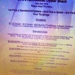 Bird's Aphrodisiac Oyster Shackの写真