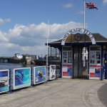 We are 2 minutes walk from Swanage Pier