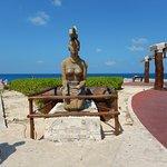Ixchel. Principal diosa Maya