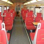 The Upper Deck....NM Rail Runner.......