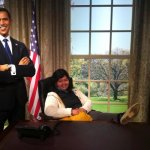 withMr Obama