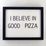 Bild från One Way Pizza