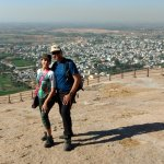 Bhongir fort 300 feet rappling