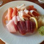 Great sashimi!!