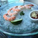Fresh, meaty prawns