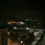 Top floor view towards SJ Performing Arts Center