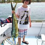 "Fishing trip booked through ""GONE FISHING"" Punta Cana"