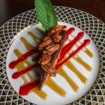 Chocolate Pecan Tart (vegan)