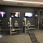 Fitness Center machines