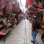 Pisac market, Cusco