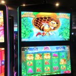 Slots, Seven Feathers Casino, Canyonville, CA