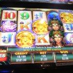Bonus Round, Seven Feathers Casino, Canyonville, CA