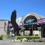 Seven Feathers Casino, Canyonville, CA