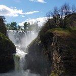 White River Falls State Park.