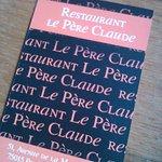 Le Pere Claude