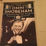 1980s Blue Eyes serenaded Nancy Reagan at The Shoreham