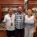 Meeting Rick Harrison from Pawn Stars