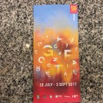 Penang George Town Festival 28th July - 3rd September 2017