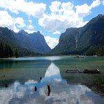 Lago di Dobbiaco Foto