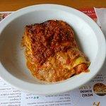 Cibo del ristorante interno: Lasagne alla Bolognese
