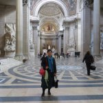 The gorgeous interior of the Pantheon